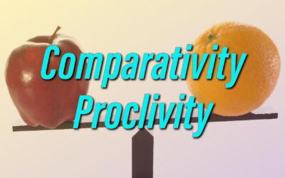 Comparativity Proclivity