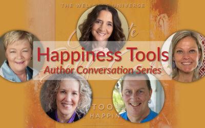 Happiness Tools: Author Conversation Series