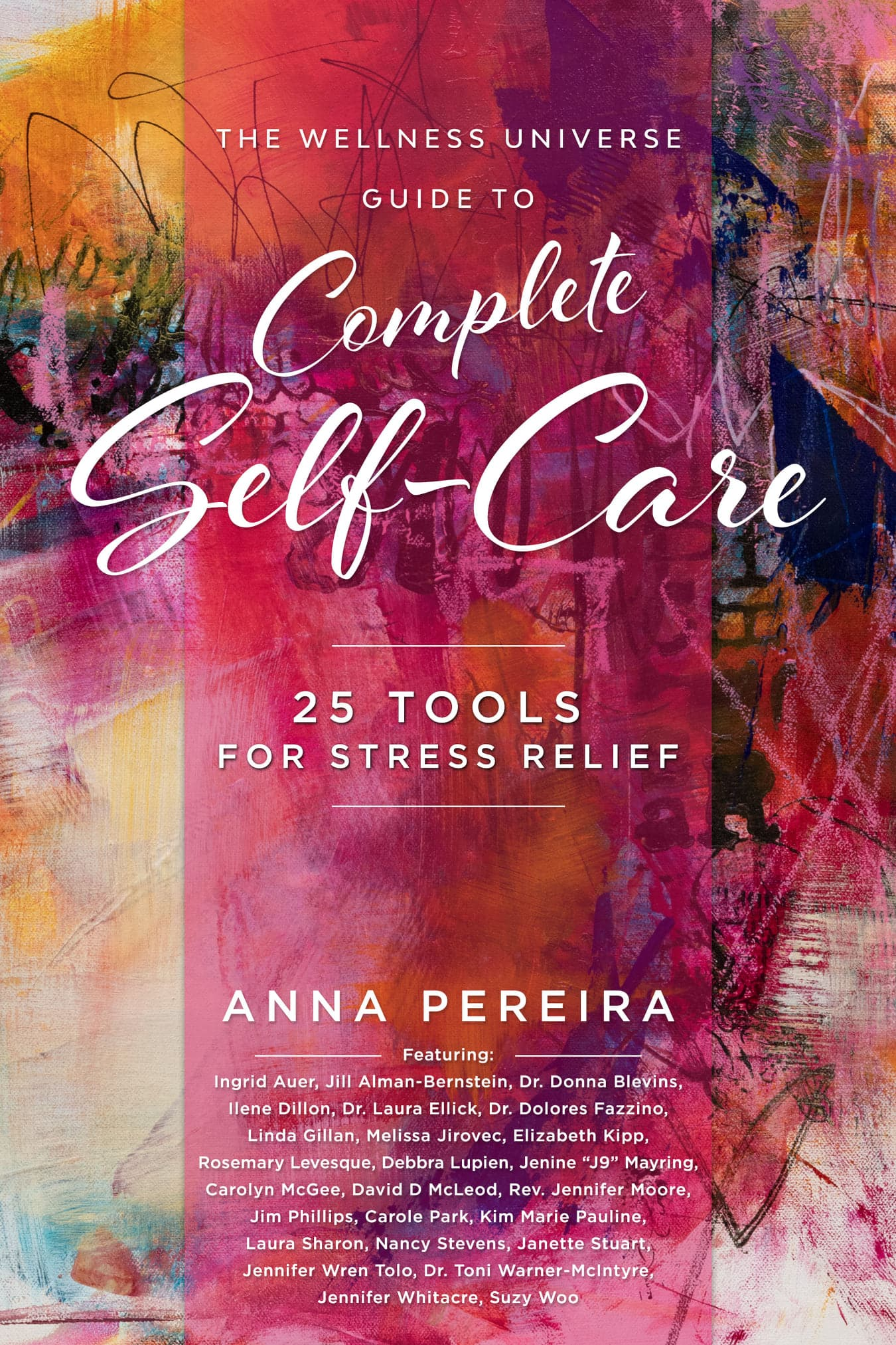 Stress Relief Book Cover