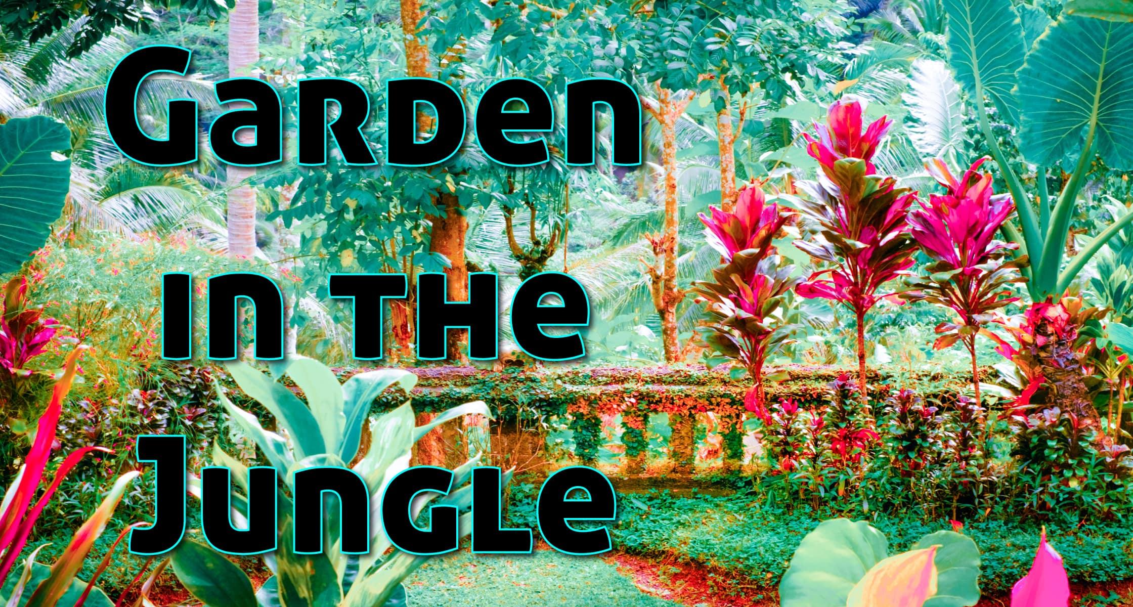 Garden in the Jungle