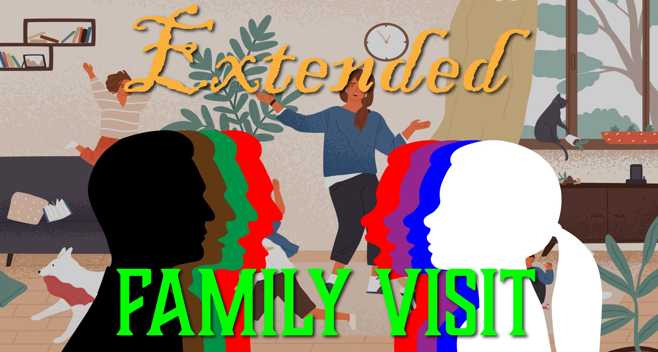 Extended Family Visit